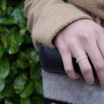 Pernille Corydon Entangled Ring silber